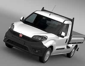 Fiat Doblo Work Up 263 2017 3D