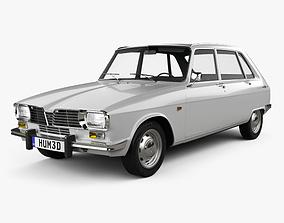 Renault 16 1965 3D