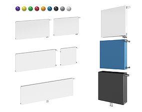 Purmo Plan Compact X62 X72 X104 X154 3D model