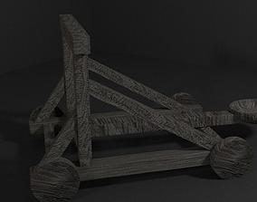 3D asset Catapult