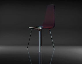 Chair 5 3D print model