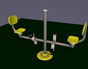 Park sport tool 5 3D model