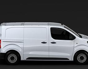 3D model Opel Vivaro Van L2 2020