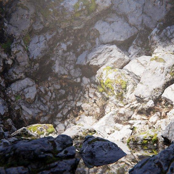 Photoscanned rocks PACK - soon available