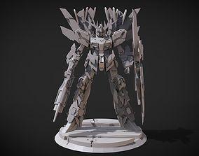 RX-0 Unicorn Gundam 02 Banshee Norn 3D print model