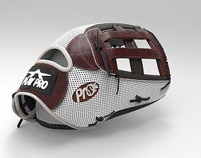 Baseball Glove Custom 3D