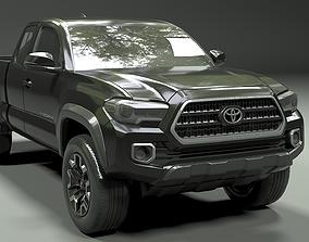 Toyota Tacoma TRD Off Road 2016 3D