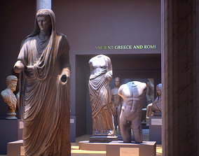 - UE4 - Museum VR Vol I Ancient Greece and Rome 3D