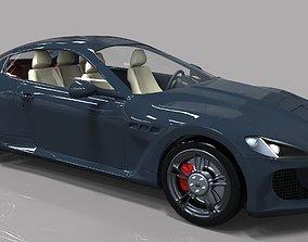 Maserati Gt 3D asset