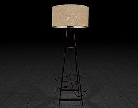 Gala floorlamp 3D