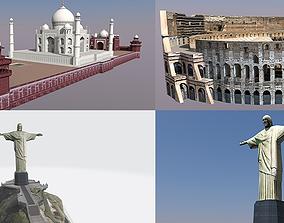 Monuments 3D