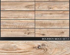 3D Peronda Bourbon Beige Set 3