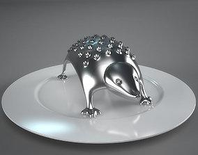3D Grater Hedgehog