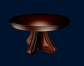 Dinning table 12 3D