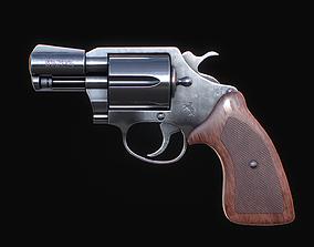Colt Detective Special DS-II 3D model