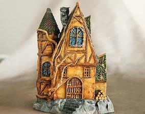 Fairy Cottage 3D print model