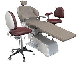 Belmont Dental Chair belmont 3D