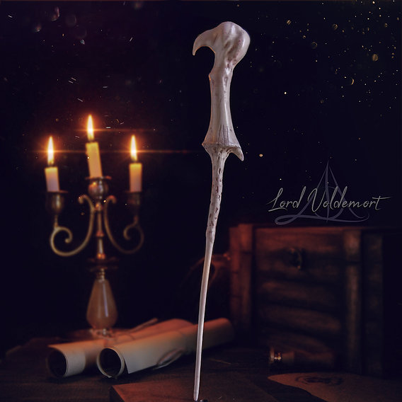Lord Voldemort Wand - Harry Potter