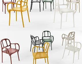 Magisdesign Mila chair 3D model
