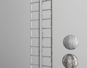 3D Ladder clean and dirty