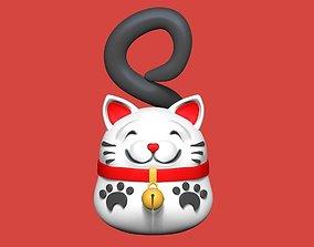 pandora Cat pendant 3D print model