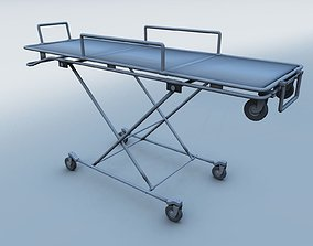 EMT Cart 3D model