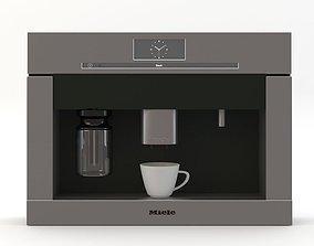 Miele Coffee Machine 1 3D