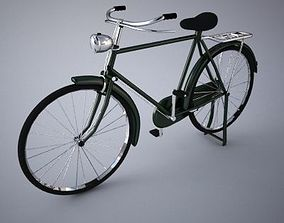 3D asset China Phoenix Bicycle