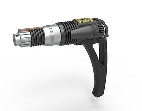 3D print model Varon-T disruptor from Star Trek TNG