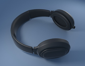 3D model VR / AR ready Headphones