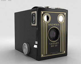 kodak Kodak Brownie Target Six-20 3D model