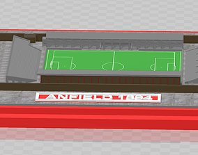 Liverpool - Anfield 1894 3D print model