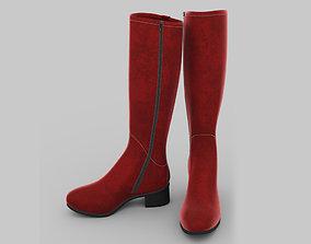 Italian boots Le Pepe 3D model