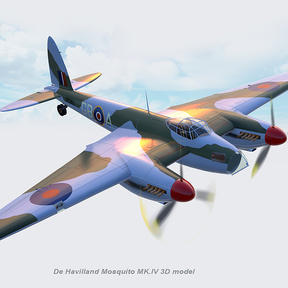 De Havilland Mosquito MkIV