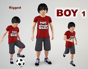 3D Boy 1