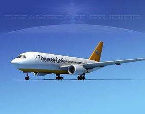 Boeing 767-200ER Thomas Cook 3D