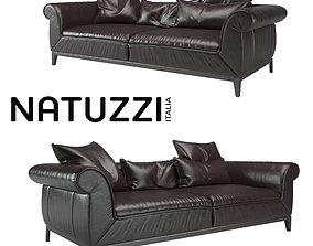 3D model Poliziano Sofa natuzzi ido