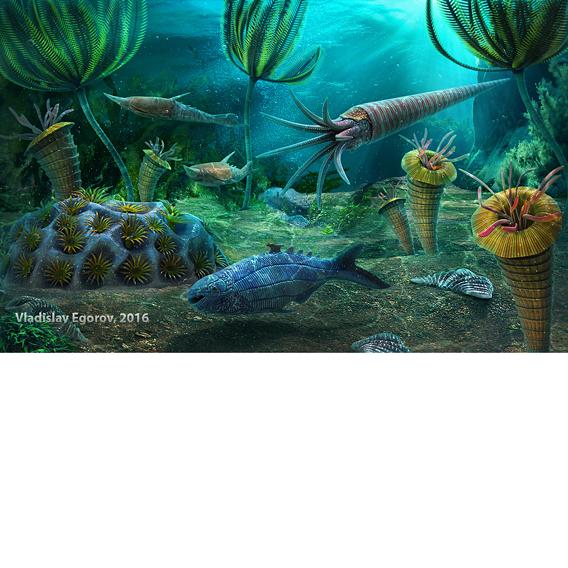 Underwater(paleoart)