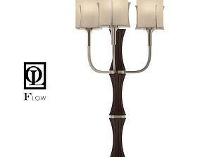 table lamp Officina Luce Flow 3D