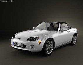 3D model Mazda MX-5 Miata 2009