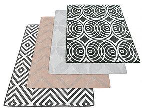 Carpet Collection 01 3D model