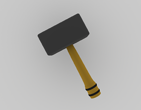 The Hammer 3D model