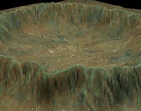 Crater 2 3D model
