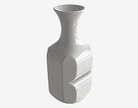 3D model Decor Vase 012