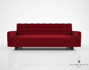 3D model Stuart Scott The Adoni sofa
