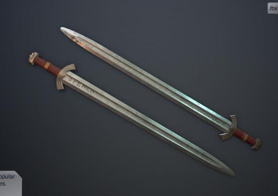 Scandinavian sword vol 1