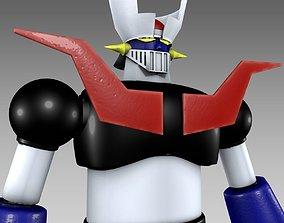 Mazinger Z - 3D Model
