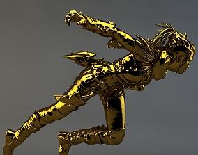 3D print model Wraith Beast Hunter Apex Legends