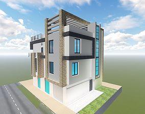 3D HOUSE MODERNE