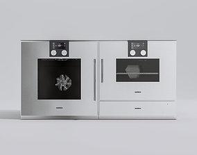 Gaggenau Ovens 3D model
